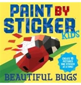 Thomas Allen & Son Paint By The Sticker Kids: Beautiful Bugs
