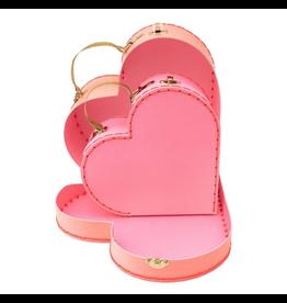 Meri Meri Heart Suitcases