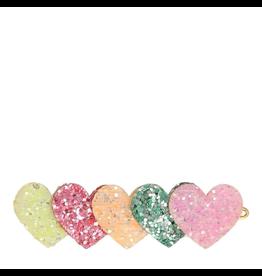 Meri Meri Heart Glitter Hair Clip