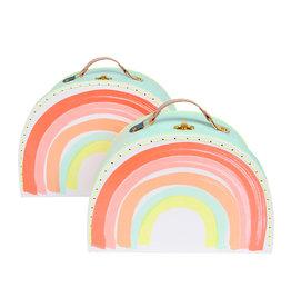 Meri Meri Rainbow Suitcase