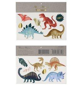 Meri Meri Dinosaur Kingdom Large Tattoos