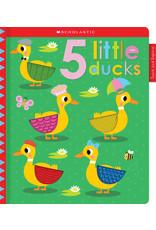 Scholastic Canada 5 Little Ducks