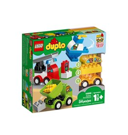 LEGO LEGO Duplo, My First Car Creations