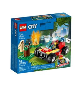 LEGO LEGO City, Forest Fire