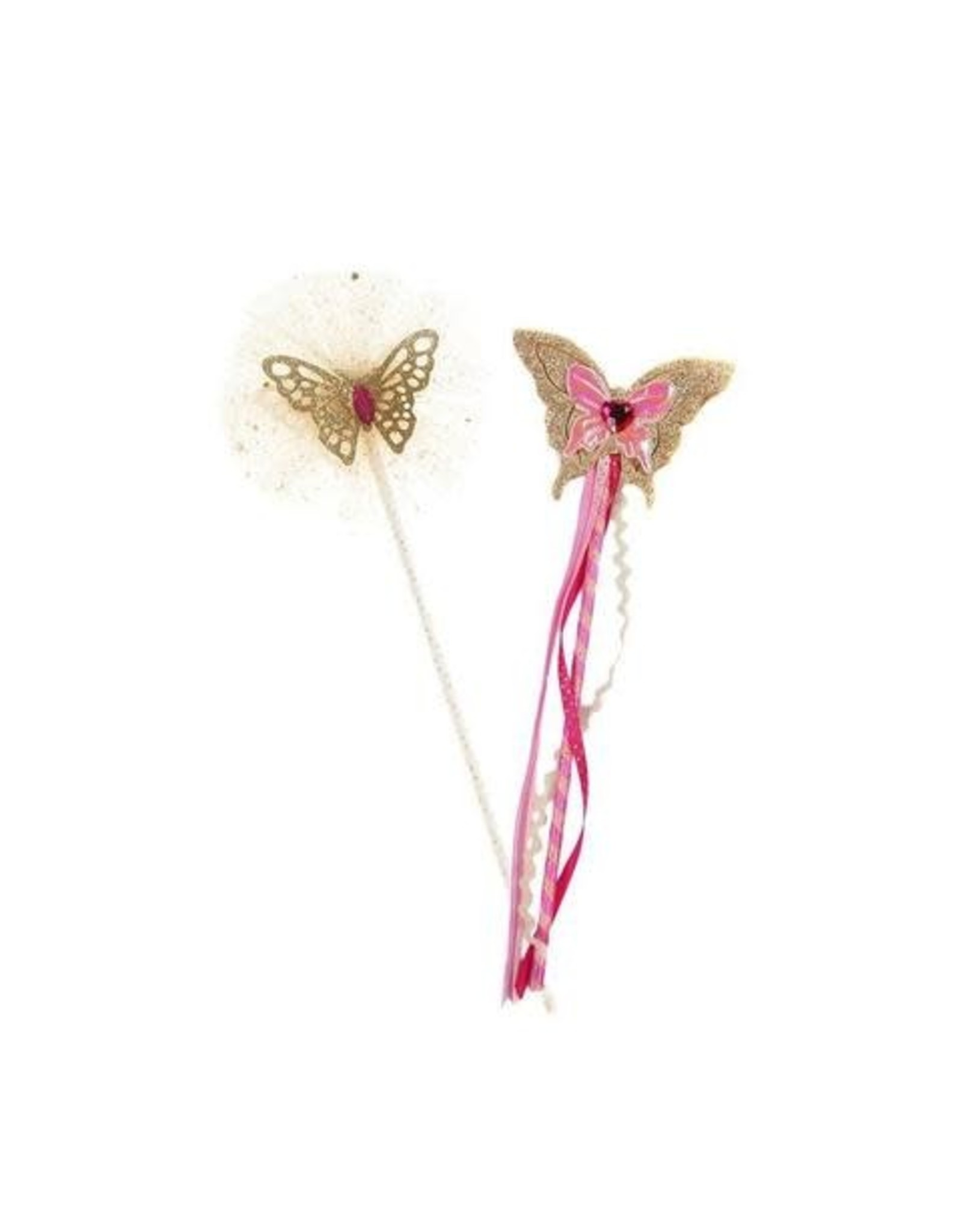 Great Pretenders 3D Butterfly Wands, Assorted