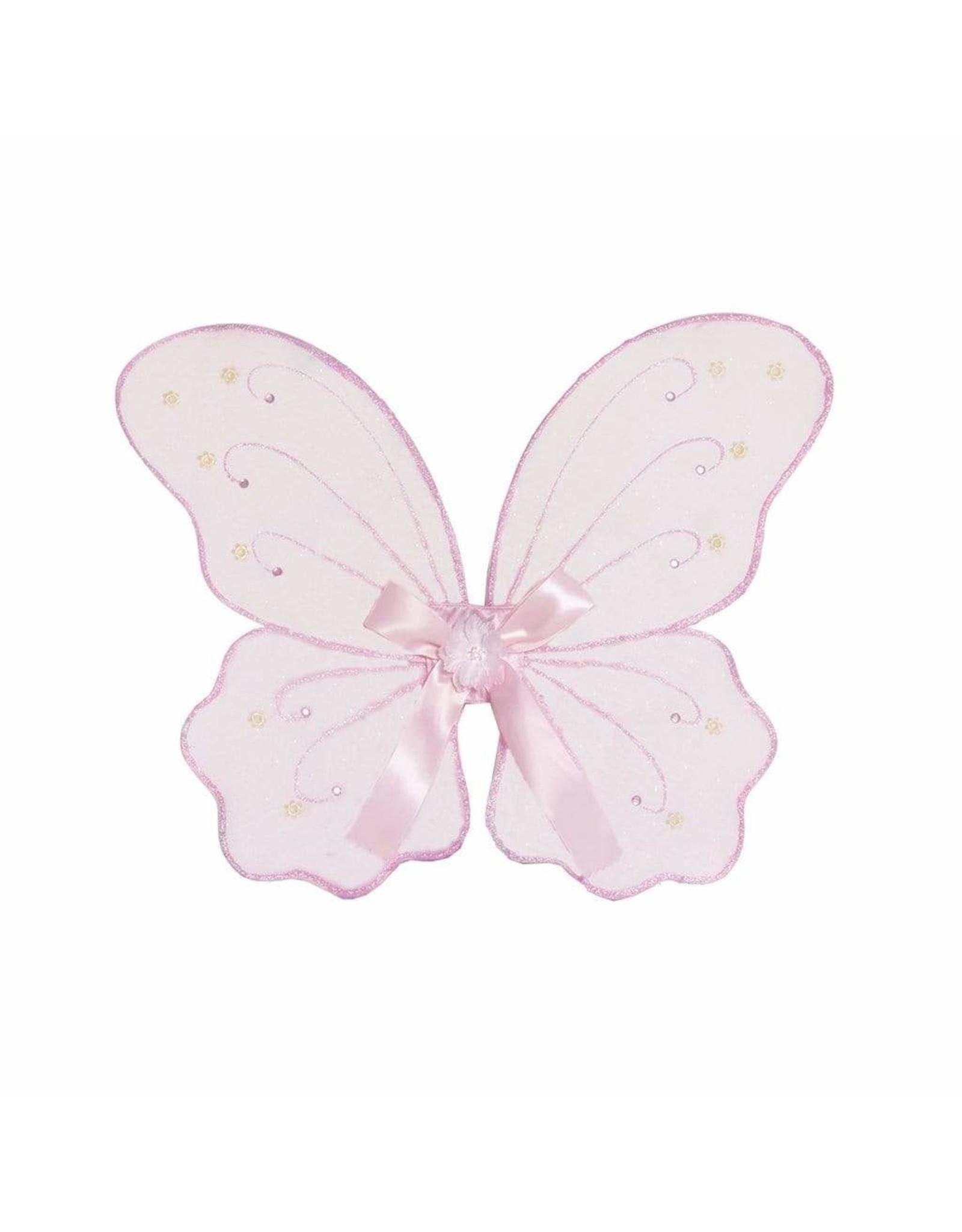 Great Pretenders Fairy Wings, Pink