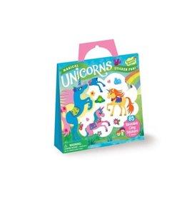 Peaceable Kingdom Magical Unicorns Reusable Stickers