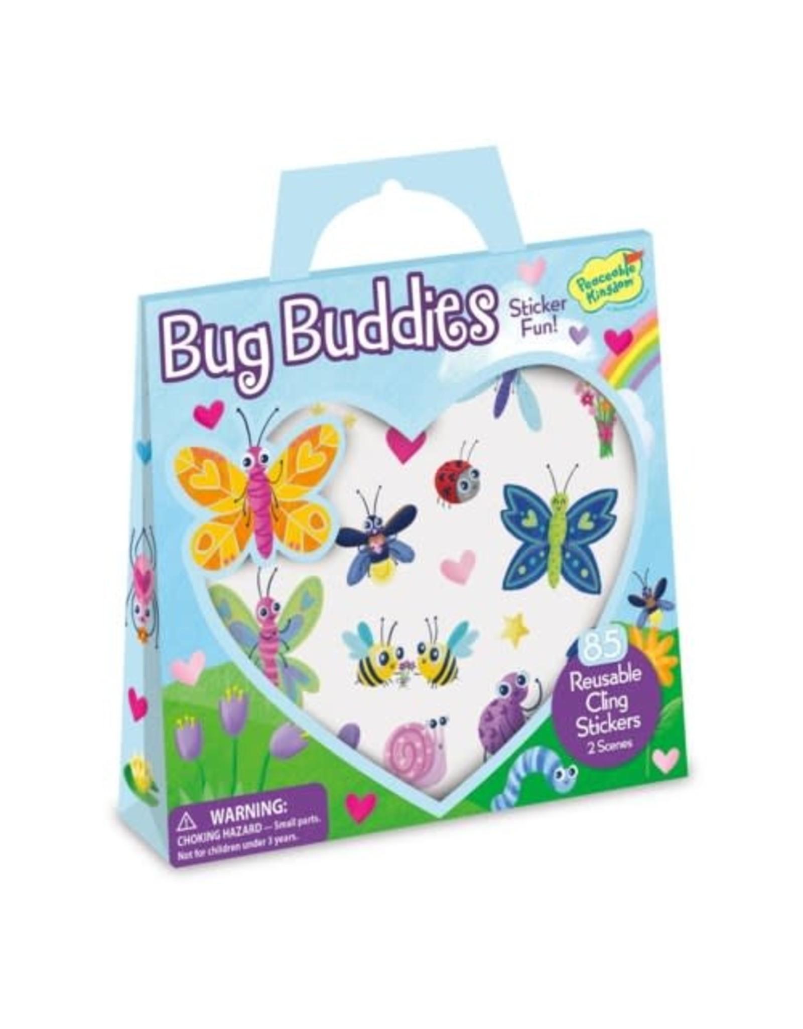 Georgi Pearson Bug Buddies Sticker Tote