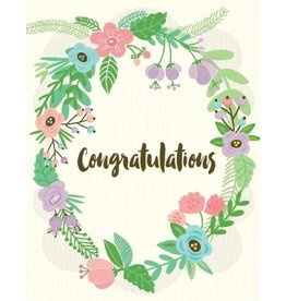 Yellow Bird Paper Greetings Congratulations Card
