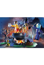 Playmobil Scooby Doo! Adventure in the Witch's Cauldron