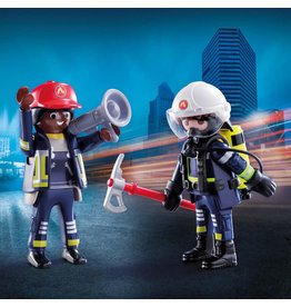 Playmobil Rescue Firefighters