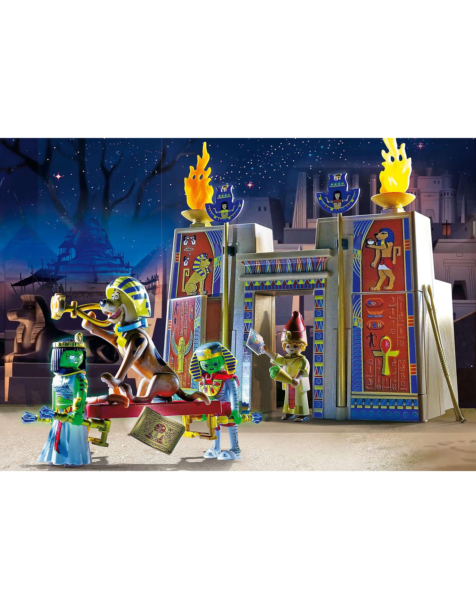 Playmobil Scooby Doo! Adventure in Egypt