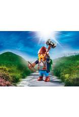 Playmobil Dwarf Fighter