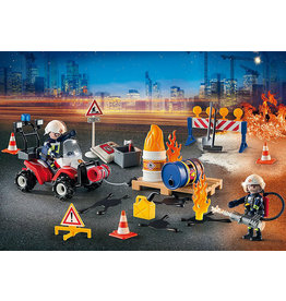 Playmobil Advent Calendar Fire Brigades or Police