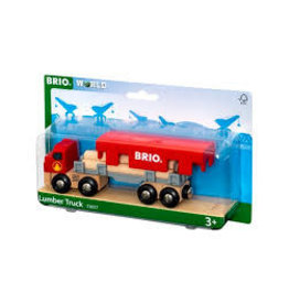 Brio Lumber Truck