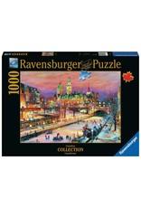 Ravensburger 1000 pcs. Ottawa Winterlude Festival Puzzle