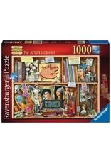 Ravensburger 1000 pcs. The Artist's Cabinet Puzzle