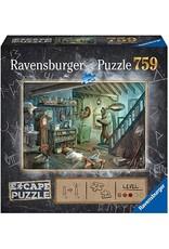 Ravensburger 759 pcs. Forbidden Basement Escape Puzzle