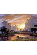 Ravensburger 500 pcs. Tranquil Sunset Puzzle