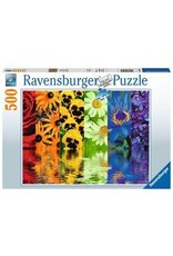 Ravensburger 500 pcs. Floral Reflections Puzzle