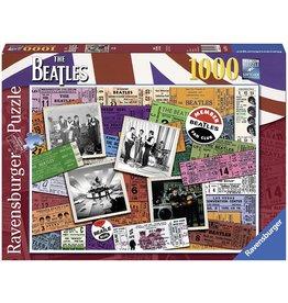 Ravensburger 1000 pcs. The Beatles Tickets Puzzle