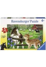 Ravensburger 60 pcs. New Neighbors Puzzle
