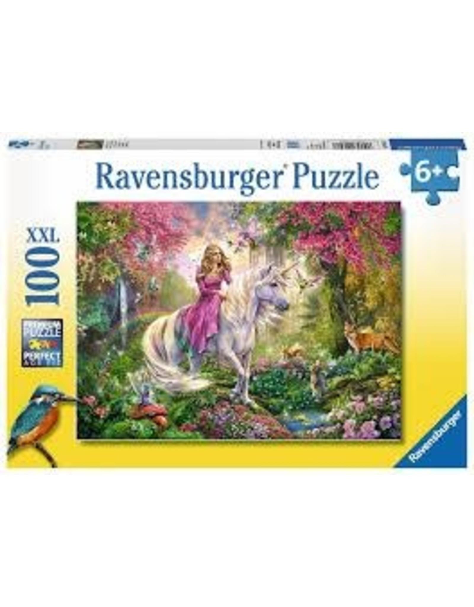 Ravensburger 100 pcs. Magical Ride Puzzle