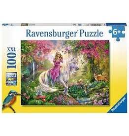Ravensburger 100 pcs. Magical Ride Puzzle