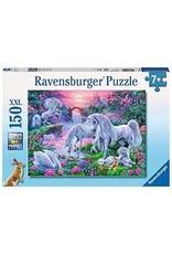 Ravensburger 150 pcs. Unicorns in the Sunset Glow Puzzle