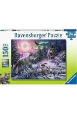 Ravensburger 150 pcs. Northern Wolves Puzzle