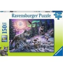 Ravensburger 150 pcs. Northern Wolves Puzzle