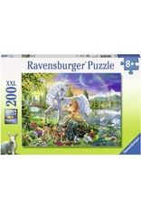 Ravensburger 200 pcs. Gathering at Twilight Puzzle