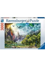 Ravensburger 3000 pcs. Reign Of Dragons Puzzle