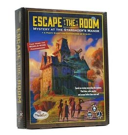 Think Fun Escape the Room: Mystery at the Stargazer's Manor