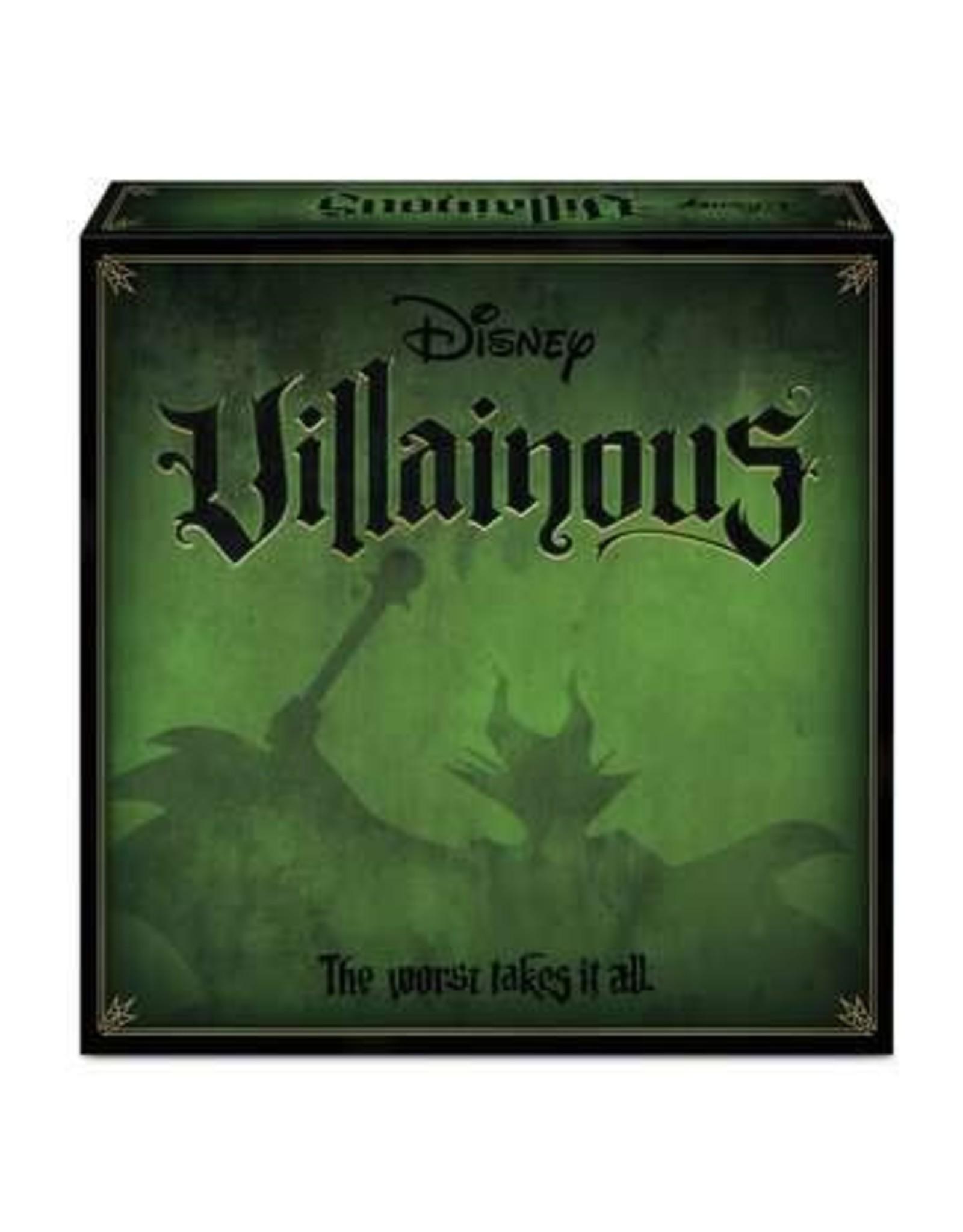 Ravensburger Disney Villainous: The Worst Takes It All