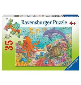 Ravensburger 35 pcs. Ocean Friends Puzzle