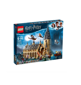 LEGO LEGO Harry Potter, Hogwarts Great Hall