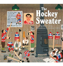 Penguin Random House The Hockey Sweater (BB)