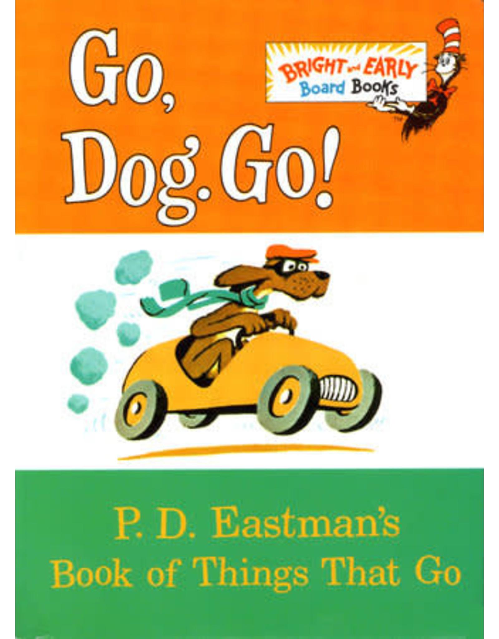 Penguin Random House Go, Dog! Go! (BB)