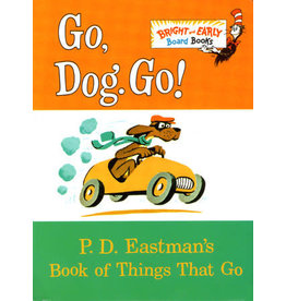 Penguin Random House Go, Dog! Go! (BB)