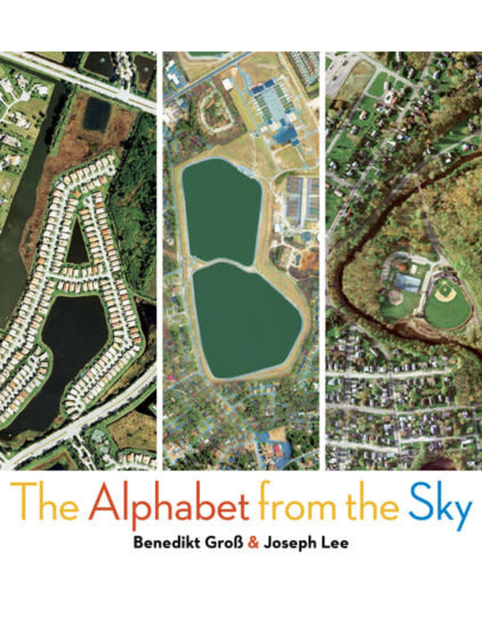 Penguin Random House ABC: The Alphabet from the Sky (HC)