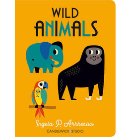 Penguin Random House Wild Animals