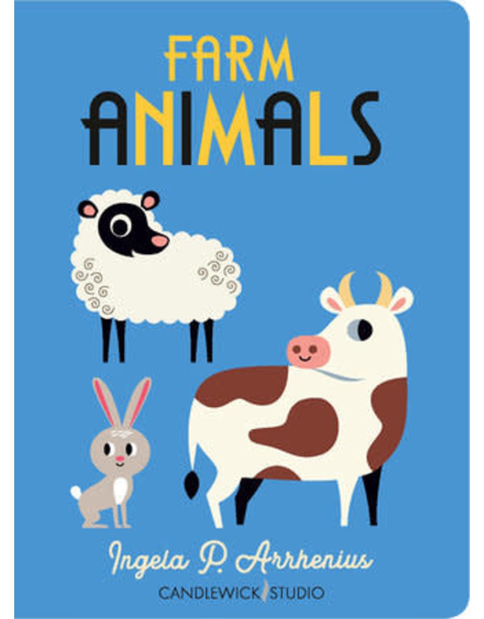 Penguin Random House Farm Animals