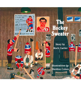 Penguin Random House The Hockey Sweater