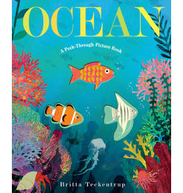 Penguin Random House Ocean: A Peek-Through Picture Book