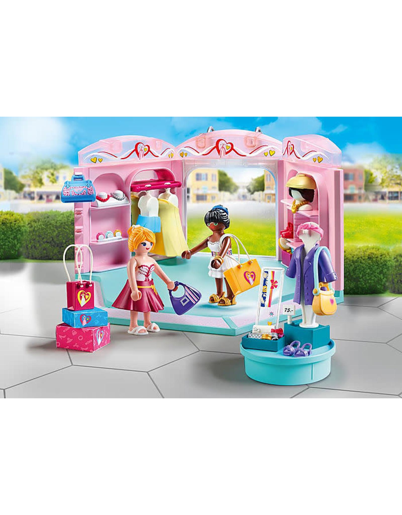 Playmobil Fashion Store