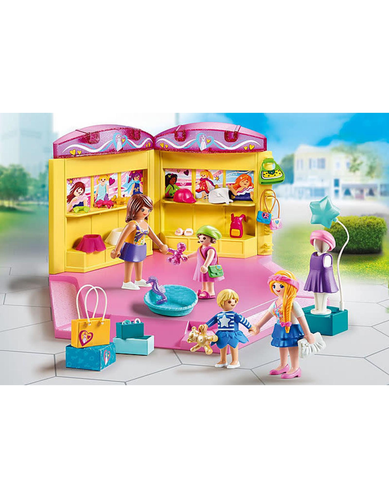 Playmobil Children's Fashion Store