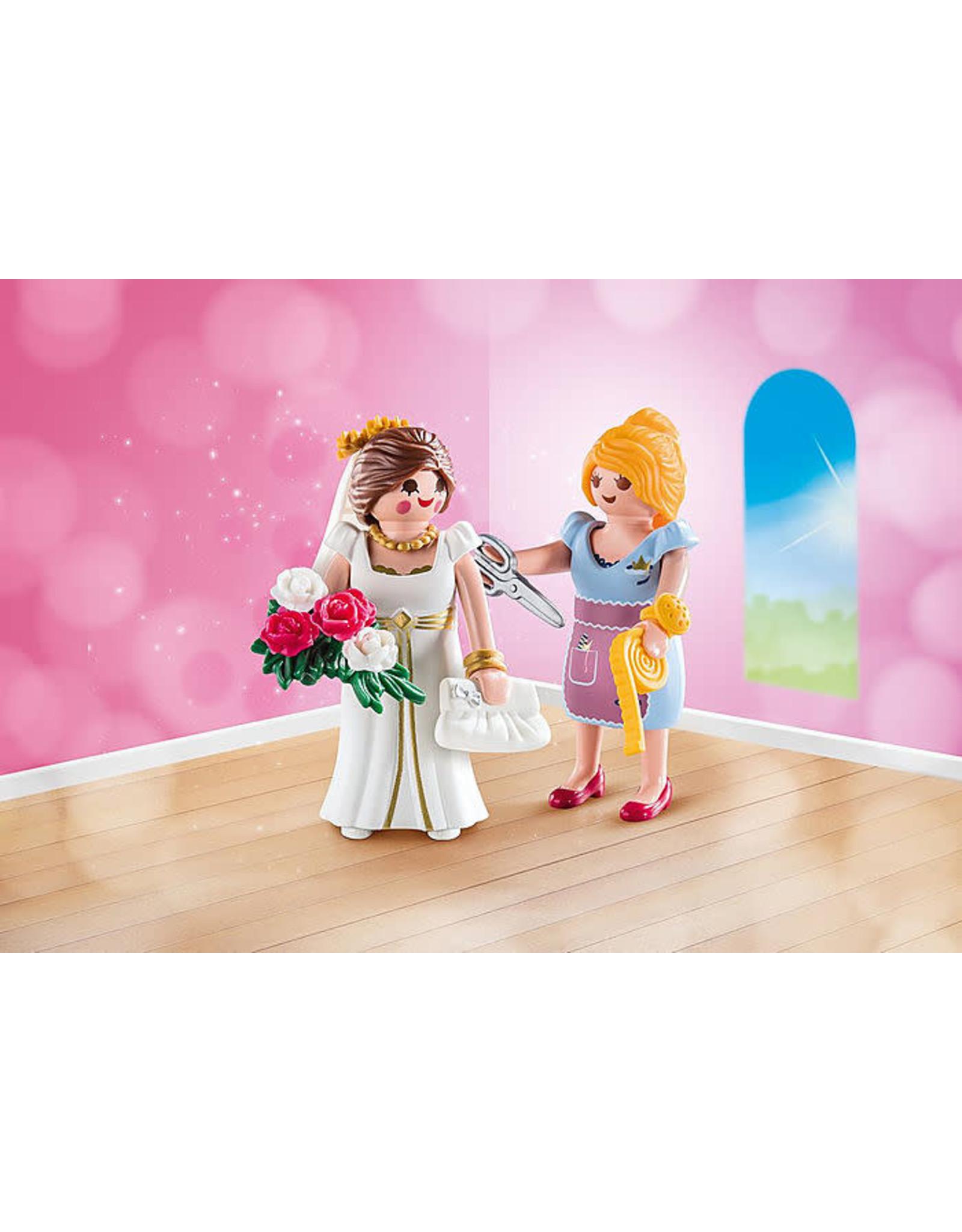 Playmobil DuoPack Princess Tailor