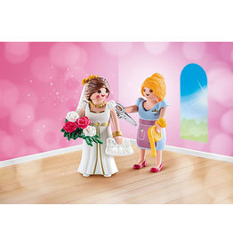Playmobil DuoPack Princess with Tailor
