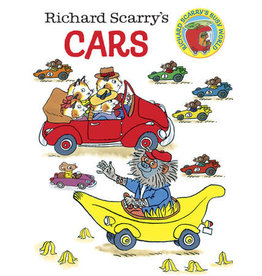 Penguin Random House Richard Scarry's Cars